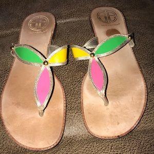 Lilly Pulitzer Sandal flip flops